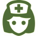 Icon of nurse