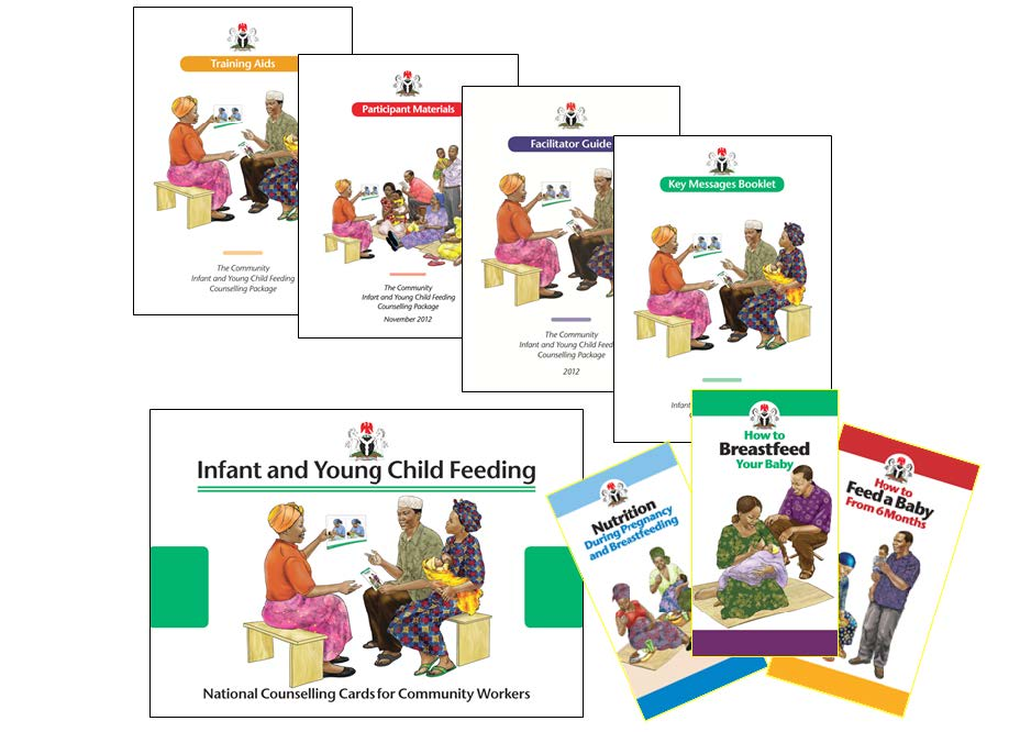 Nigeria CIYCF Counselling Package images