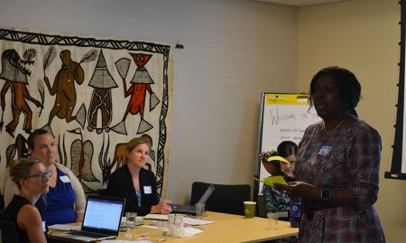 Rodio Dialo (BMGF) describes her experience with integration in Mali.