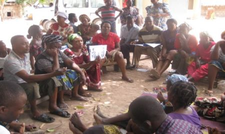 Support group formation in Benue state