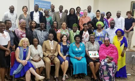 Forty stakeholders representing USAID, the World Bank, various international NGOs, the Nigerian civil society, and all levels of the Nigerian government, met in Abuja.