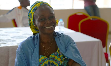 Participants like Ms. Ruth Yohana, the Director of Primary Health Care of Kajuru LGA (our study site), actively engaged in both consultations.