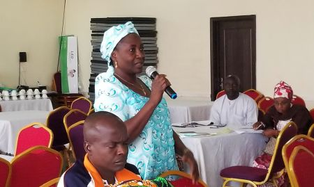 Ms. Jane Gwani, the former State Nutrition Officer of Kaduna state, expresses her enthusiasm for the program, and a commitment to scaling up the C-IYCF Counselling Package.