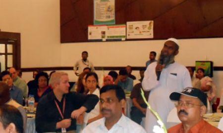 Md. Anwar Mridah, Sub-assistant Agriculture Officer, Bakerganj.