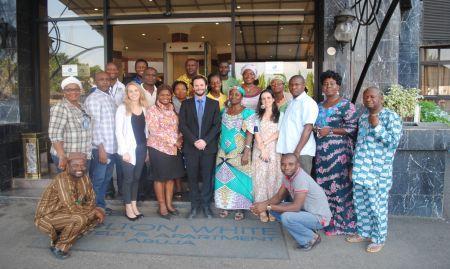 SPRING-UGM Partners Technical Planning Meeting. Abuja, Nigeria. November, 2013