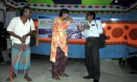 Drama in Jessore