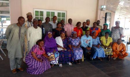 Participants in Kaduna