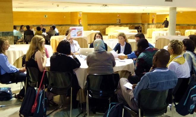 SPRING round-table discussion during ICN Satellite Symposium