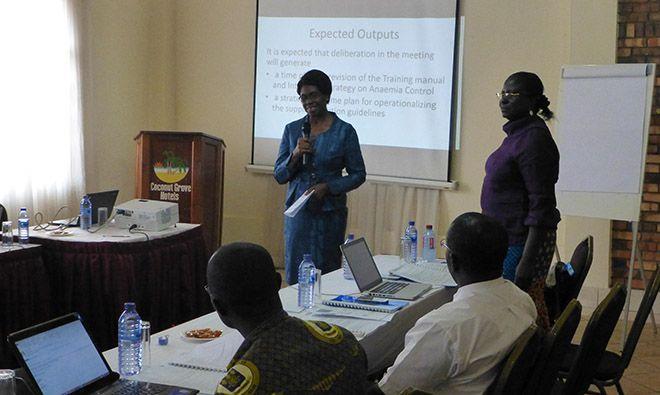 Presentations at MTT Meeting