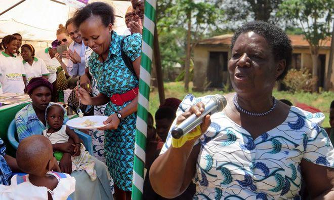Namutumba MNP launch participants