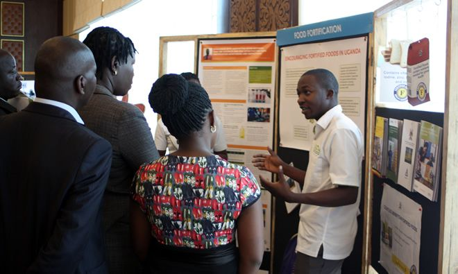 Mike Mazinga, a member of SPRING/Uganda staff, explains how SPRING played a role in encouraging production and consumption of fortified foods in Uganda.