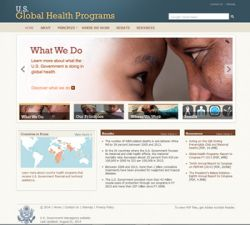 U.S. Global Health Programs