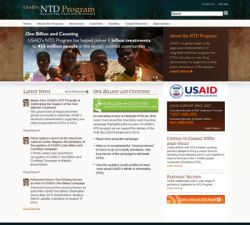 USAID's Neglected Tropical Disease Program