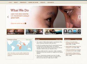U.S. Global Health Programs