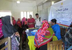FNS members receiving health services