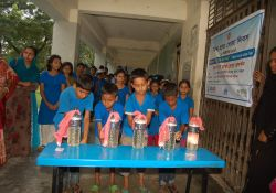 School program at Bamna