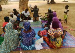 Support grounp in Paiko community Gwagwalada area