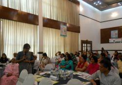 Dr. Zeba Mahmud of the Micronutrient Initiative.
