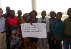 """""""Strengthening household democracy and having men as partners to enhance children and women nutritional status"""""""