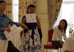 More participants presenting