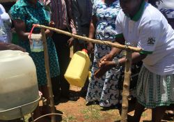 WASH promotion through enabling technology: the tippy tap