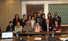 Anemia working group members