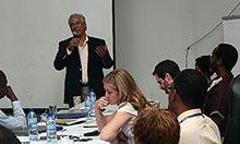 SPRING/Haiti meeting