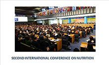 Second International Conference on Nutrition
