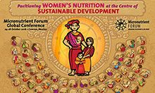 Micronutrient Forum event invite