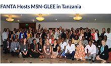 Multi-Sectoral Nutrition Strategy Global Learning and Evidence Exchange, East Africa - Dar es Salaam, Tanzania