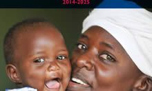 USAID multisectoral nutrition strategy cover