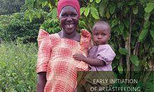 World Breastfeeding Week 2016 Facts - Early Initiation of Breastfeeding in Uganda
