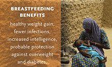 World Breastfeeding Week 2016 Facts - Breastfeeding Benefits