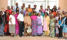 Participants of the National Stakeholder Infant and Young Child Feeding (IYCF) Materials Review Workshop