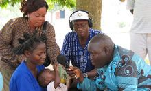 Local Voices for Change: Community Radio to Improve Nutrition in Burkina Faso