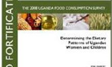 Uganda Food Consumption Survey (announcement)