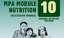 Minimum Package of Activities - Nutrition Module