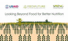 Looking Beyond Food for Better Nutrition