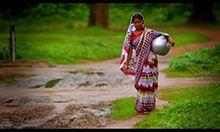 Basanti walking