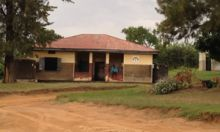 Level-III health facility in Southwestern Uganda.