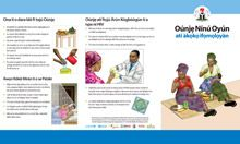Community IYCF Brochure: Maternal Nutrition (Yoruba)