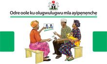 Community IYCF Counseling Cards (Idoma)
