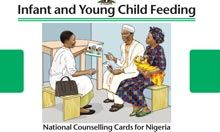 Facility IYCF Counseling Cards
