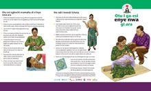 Community IYCF Brochure: How to Breastfeed Your Baby (Igbo)