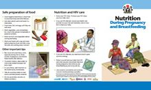 Community IYCF Brochure: Maternal Nutrition